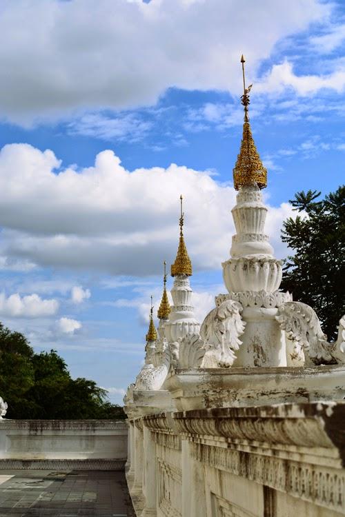 Birmanie, myanmar, voyage, photos de voyage, mandalay, mindon, pagode