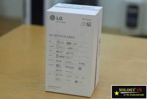 Địa chỉ bán LG LTE3 giá rẻ tại Hà Nội
