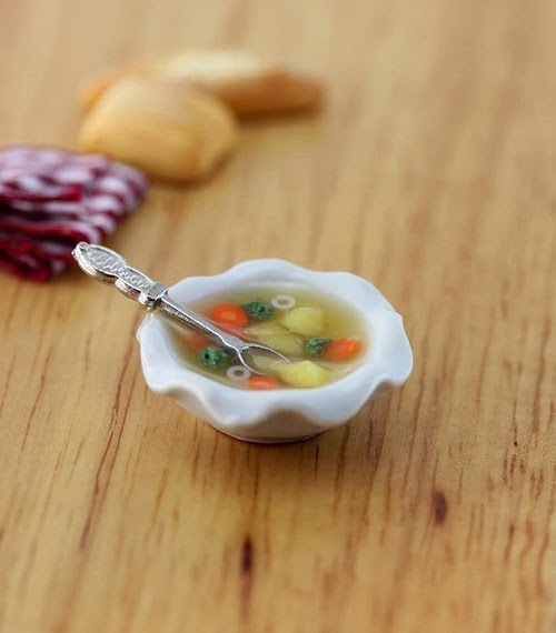 Le incredibili miniature food di Shay Aaron.