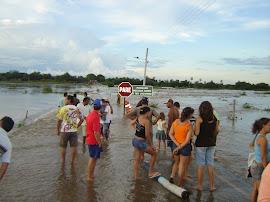 Braço do Rio Jaguaribe