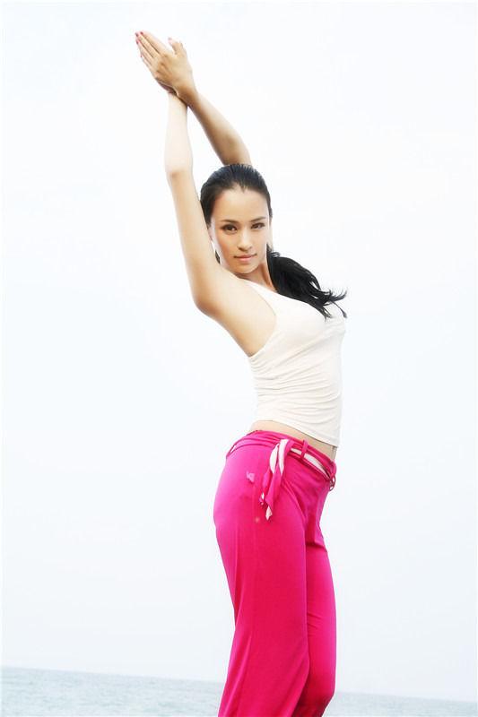 Mu Qi Mi Ya - Recent TV Snapshots - I am an Asian Girl