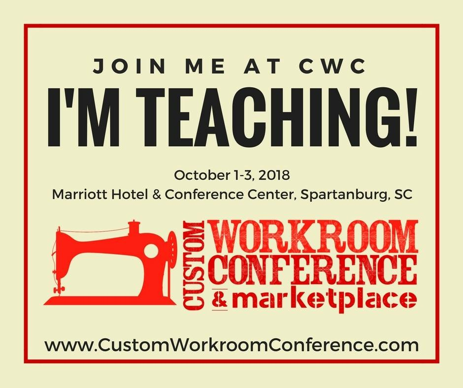 Custom Workroom Conference 2018!