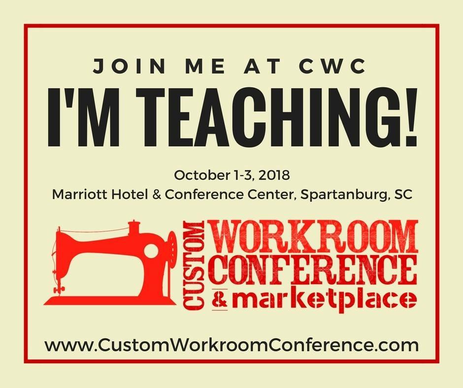 Custom Workroom Conference 2018!