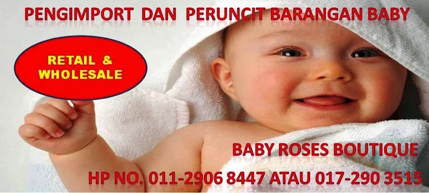 BABY ROSES BOUTIQUE