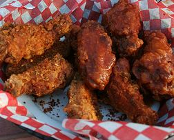 ... Chips and Frying Pans: Spicy Chicken Wing Recipe: Cajun Chicken Wings