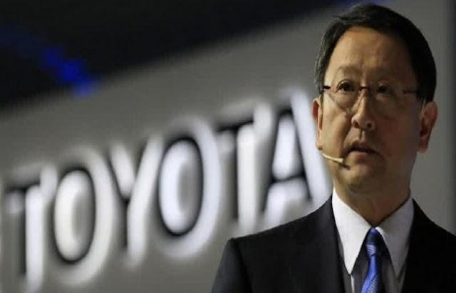 Kisah Menakjubkan Di Balik Sukses Perusahaan Raksasa Toyota