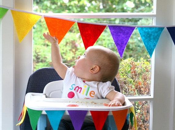 Украшаем детский день рождения своими руками фото