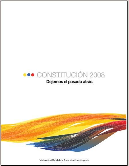 libro constitucion ecuador: