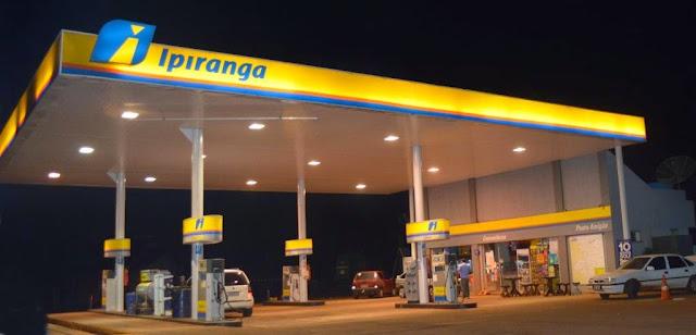 Dupla de Assaltantes Roubam Posto de Gasolina em Cruzmaltina