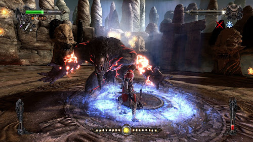 Screen Shot Of Castlevania Lords of Shadow Ultimate Edition (2013) Full PC Game Free Download At Downloadingzoo.Com
