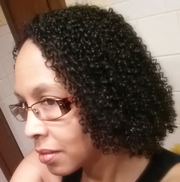 relaxed natural hair