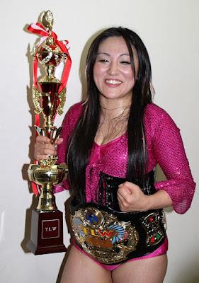 Miss Mongol - Japanese Women Wrestling