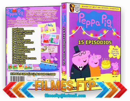 Peppa pig 15 Episódios 2014