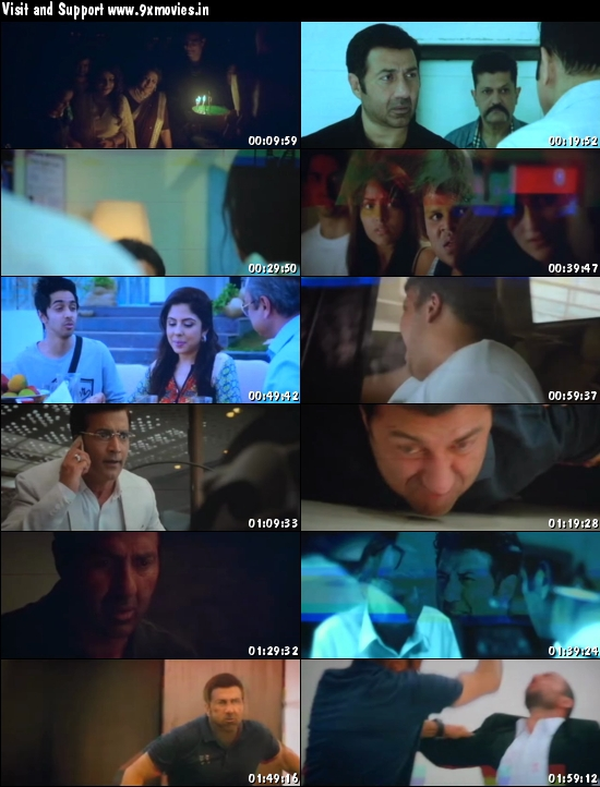 Ghayal Once Again 2016 Hindi DVDScr x264 700mb