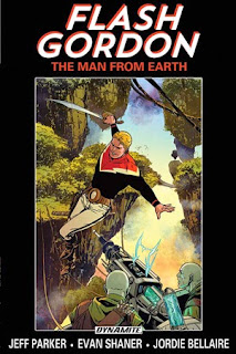 review of the comics of Flash Gordon