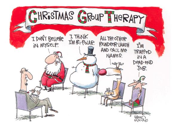 mos craciun terapie de grup