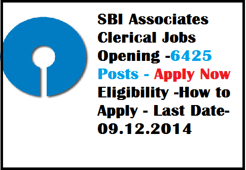 sbi , www.sbi.co.in, www.sbi.com ,  latest banking jobs november 2014 , sbi jobs opening for clerk , sbi clerk jobs nov 2014, sbi associates clerk jobs, bank clerk recruitment in sbi associates bank , current jobs in government sector, current jobs opening, banking jobs for graduates