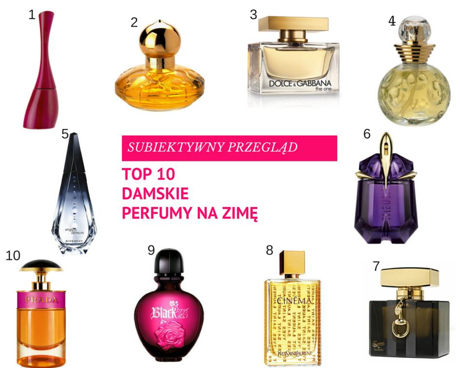beautymania blog perfumy