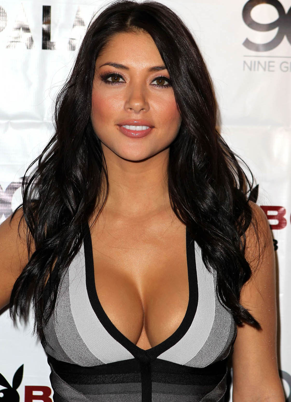Cleavage Arianny Celeste nudes (23 images), Tits
