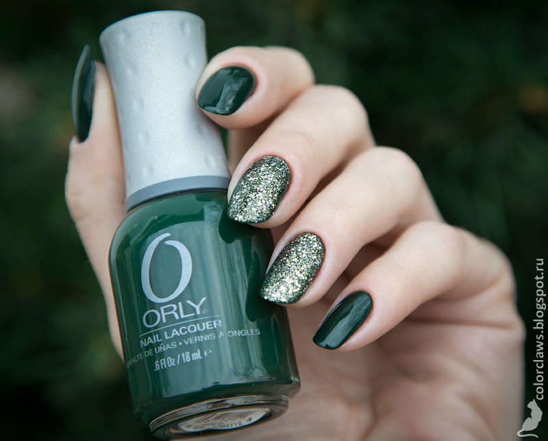 Orly Enchanted Forest + Halo