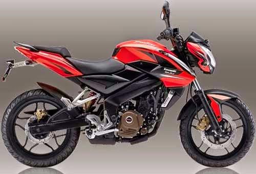 Harga Motor Baru Kawasaki Bajaj Pulsar 200 NS