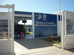 Clínica da Família - Maria Sebastiana de Oliveira