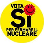 """""""Sì per fermare il nucleare"""""""
