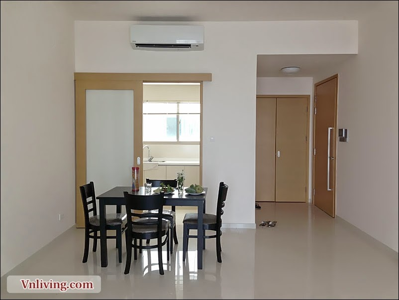 Beautiful apartment for rent at District 2 in The Vista