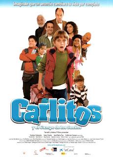 Ver Película Carlitos y El Campo de los Sueños Online Gratis (2007)