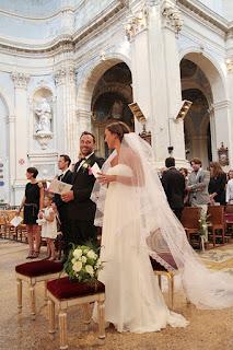 cérémonie de mariage église lambesc