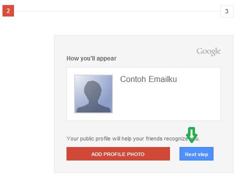 cara membuat email di google4 Cara Membuat Tampilan Facebook Warna