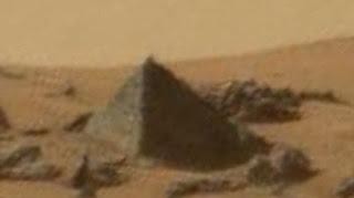 pirámide Marte