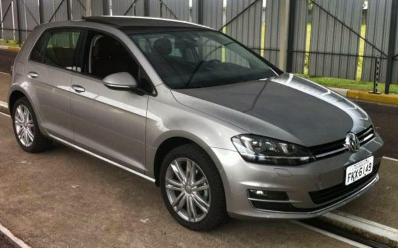 Fábrica da Volkswagen no Paraná inicia montagem do Novo Golf