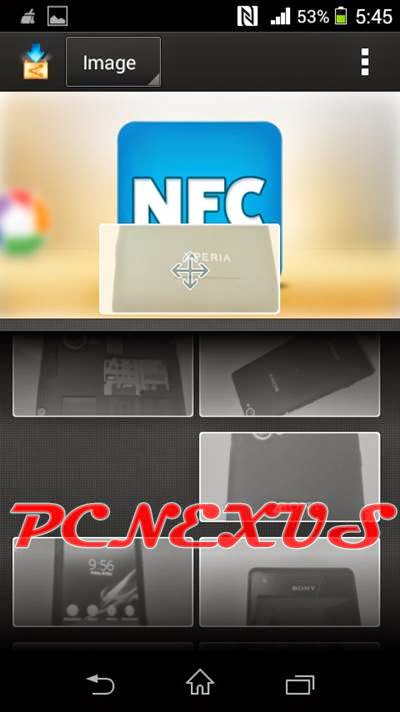 nfc demo android