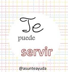 TE PUEDE SERVIR :)