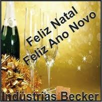 Laranjeiras do Sul:Indústrias Becker deseja a todos um Feliz Natal e um próspero ano novo