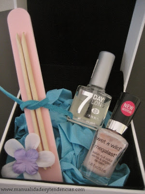 Idea regalo para coquetas / Gift idea for the beauty lovers / idée cadeau pur coquettes