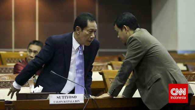 BIN kurang dana, Sutiyoso ajukan anggaran BIN 2016 Rp3,7 triliun