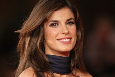 Elisabetta Canalis Artis Italia Tercantik dan populer