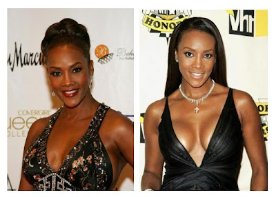 Vivica Fox Plastic Surgery Pictures