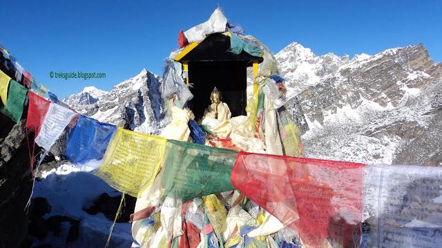 Gokyo-ri, 5400m, Everest view point