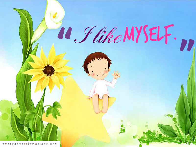 Daily Affirmations for Kids