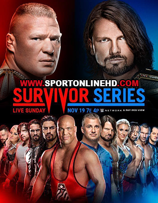 Ver WWE Survivor Series 2017 En Vivo HD