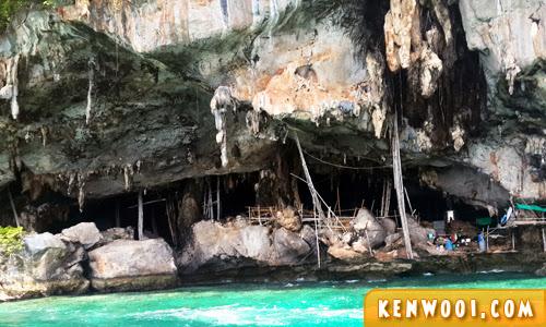 phi phi leh viking cave