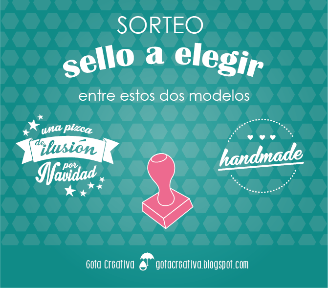 sorteo sello Gota Creativa
