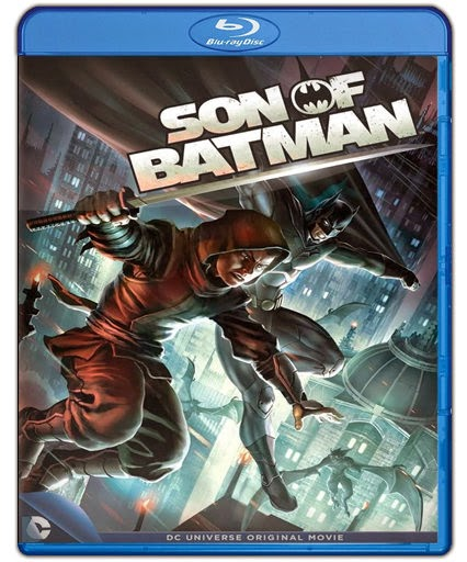 Son of Batman 1080p HD Latino Dual