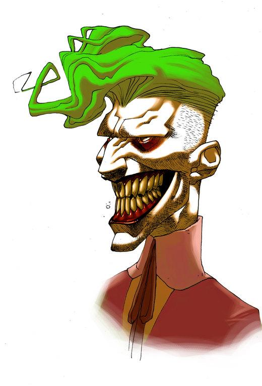 Joker por Prostetiche