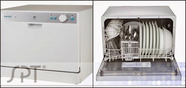 Countertop Dishwasher India Online : Sunpentown Compact Dishwasher SD2202 Model