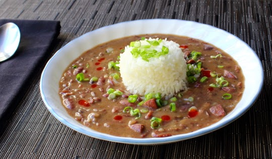 Mardi Gras Special: Red Beans and Rice – Comfortably Yum