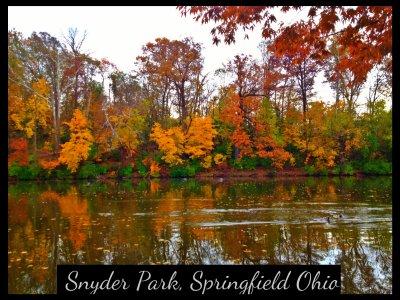 Snyder park springfield ohio 1